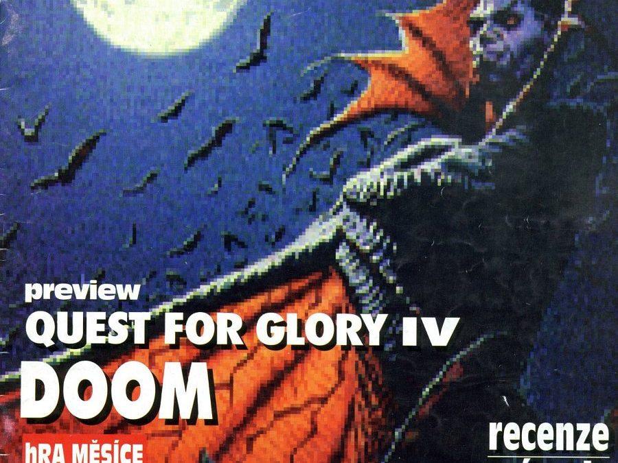 Score #3 (Březen 1994)