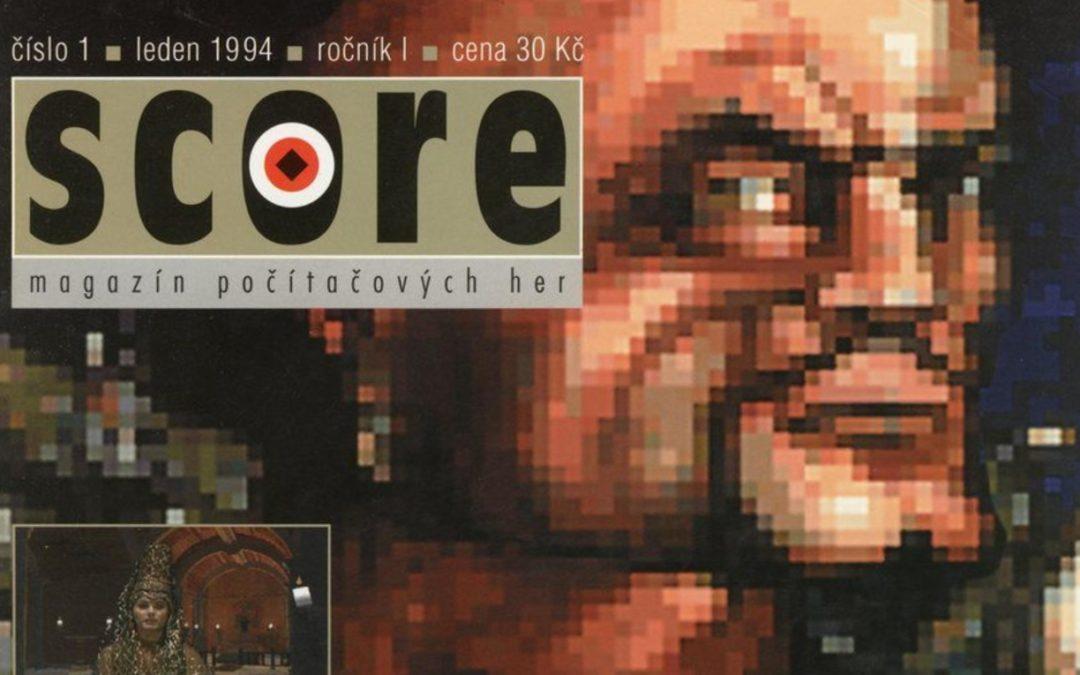 Score #1 (Leden 1994)