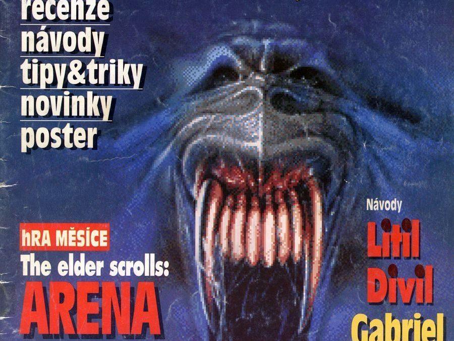 Score #5 (Květen 1994)