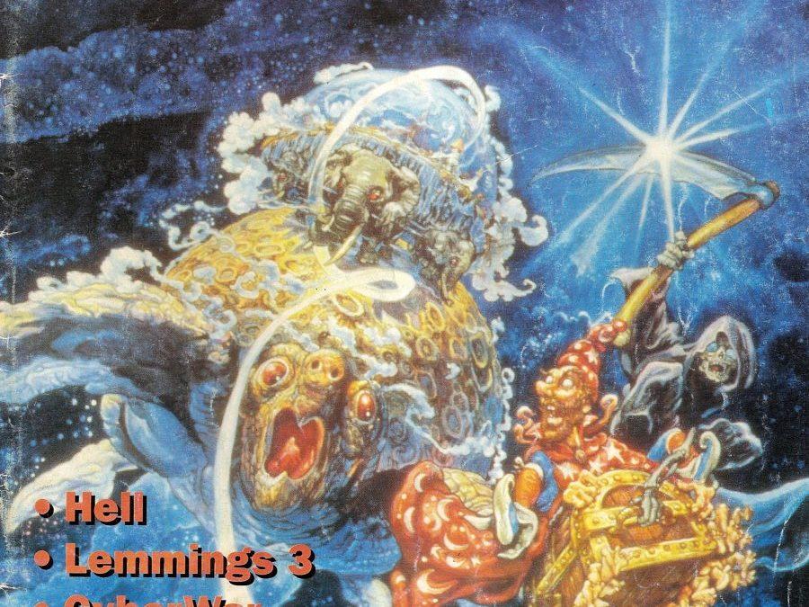 Score #14 (Únor 1995)
