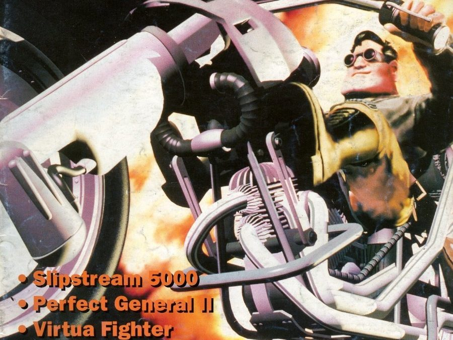 Score #18 (Červen 1995)