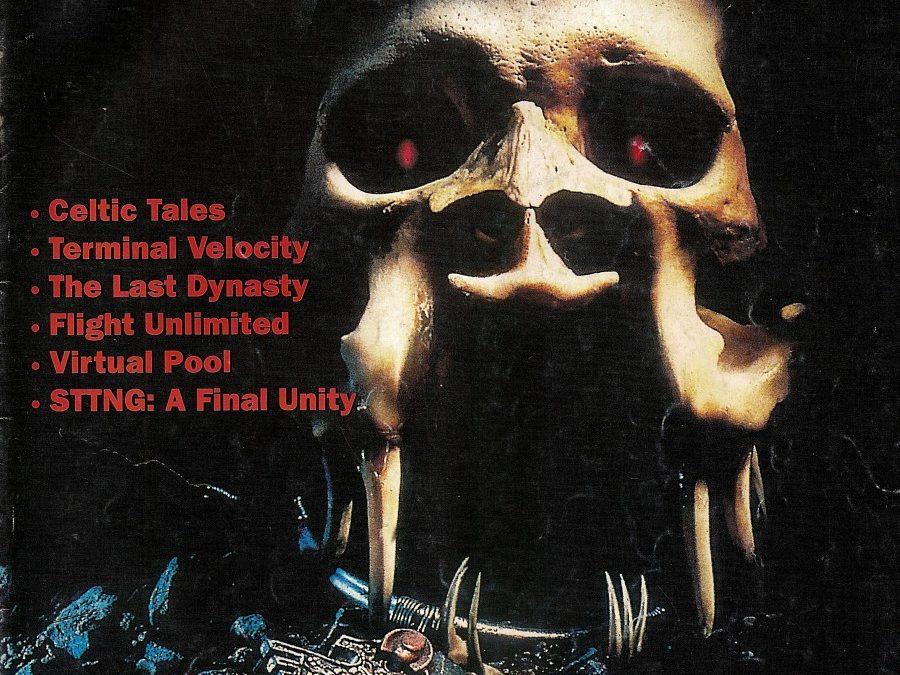 Score #19 (Červenec 1995)