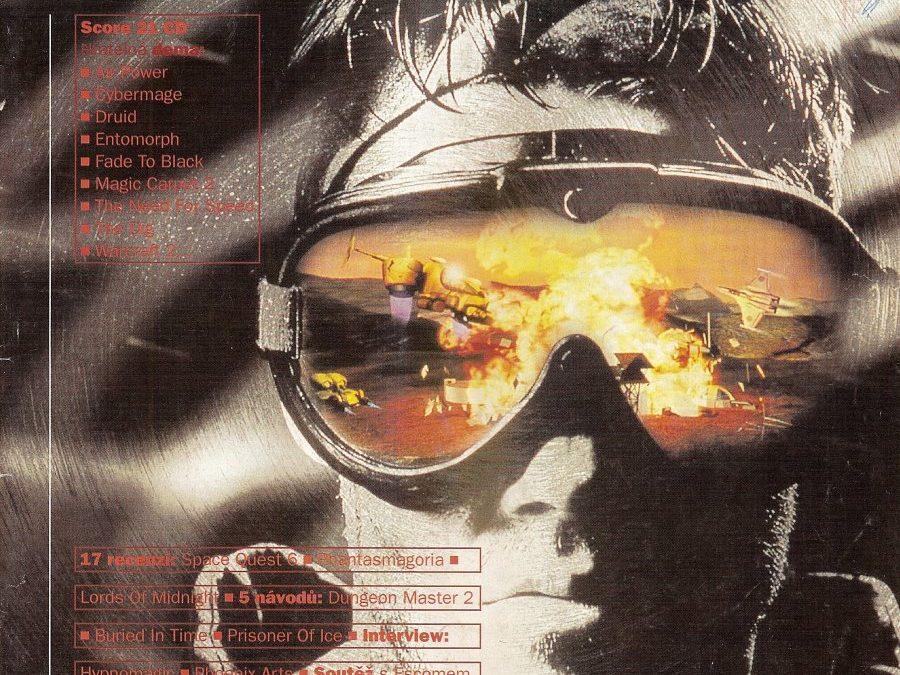 Score #21 (Září 1995)