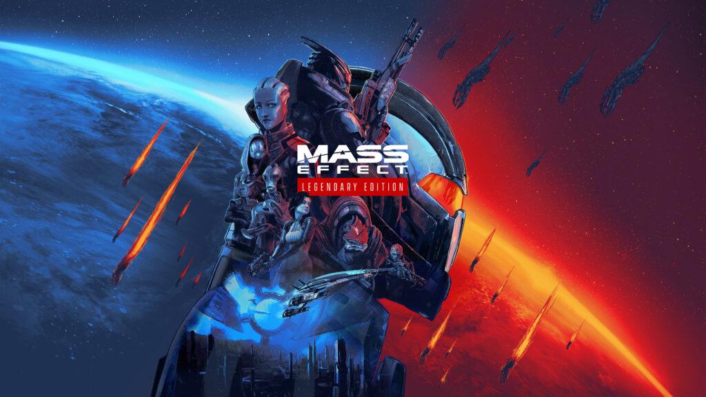Mass Effect Legendary Edition (Remaster)