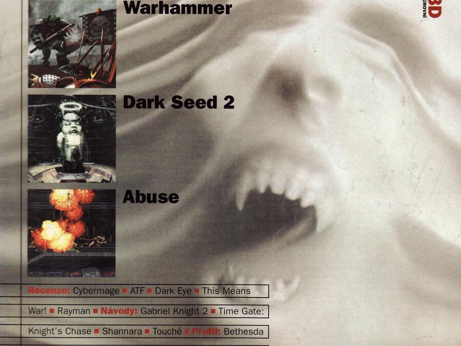 Score #26 (Únor 1996)