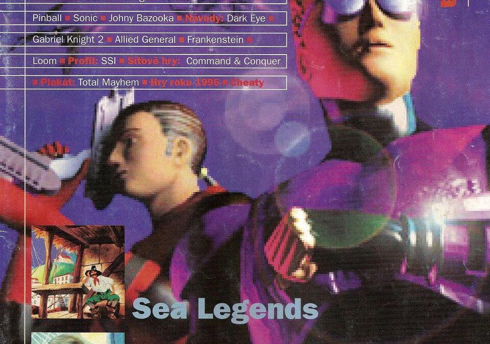 Score #27 (Březen 1996)