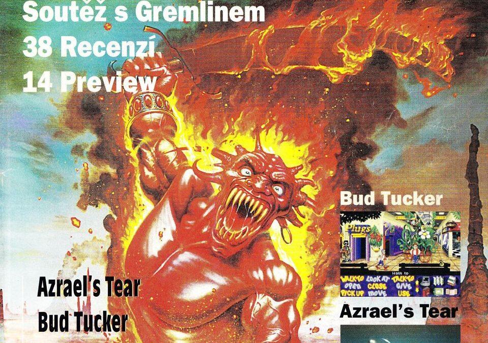Score #31 (Červenec 1996)