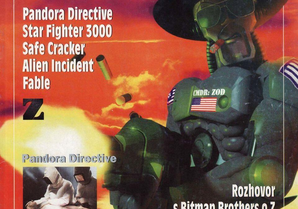 Score #33 (Září 1996)