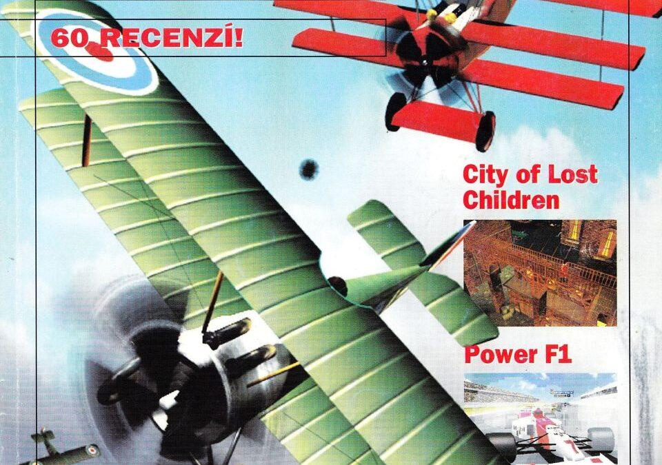 Score #38 (Únor 1997)