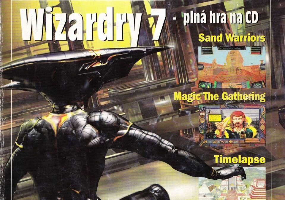 Score #39 (Březen 1997)