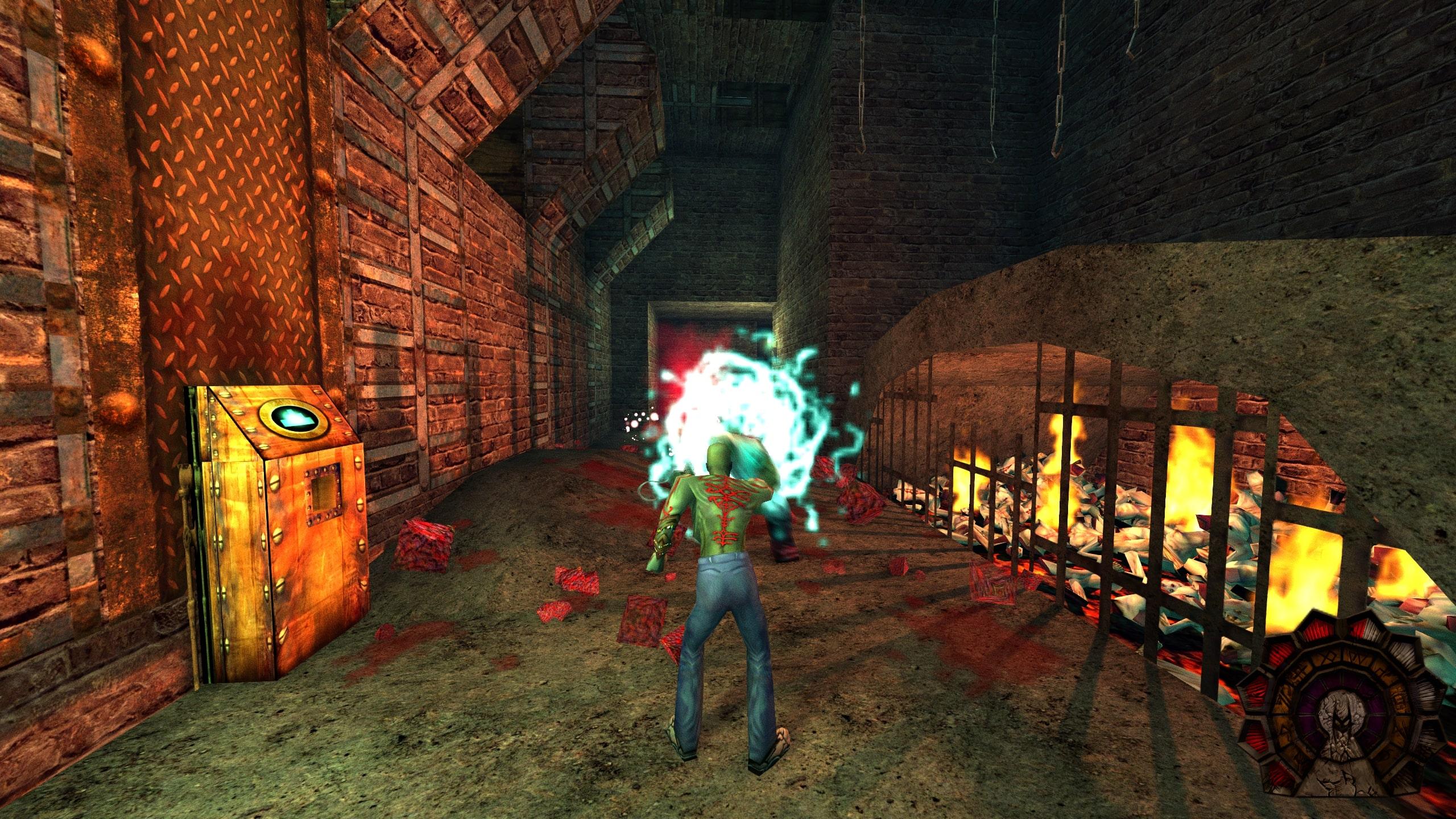 ShadowMan Asylum - Cremation
