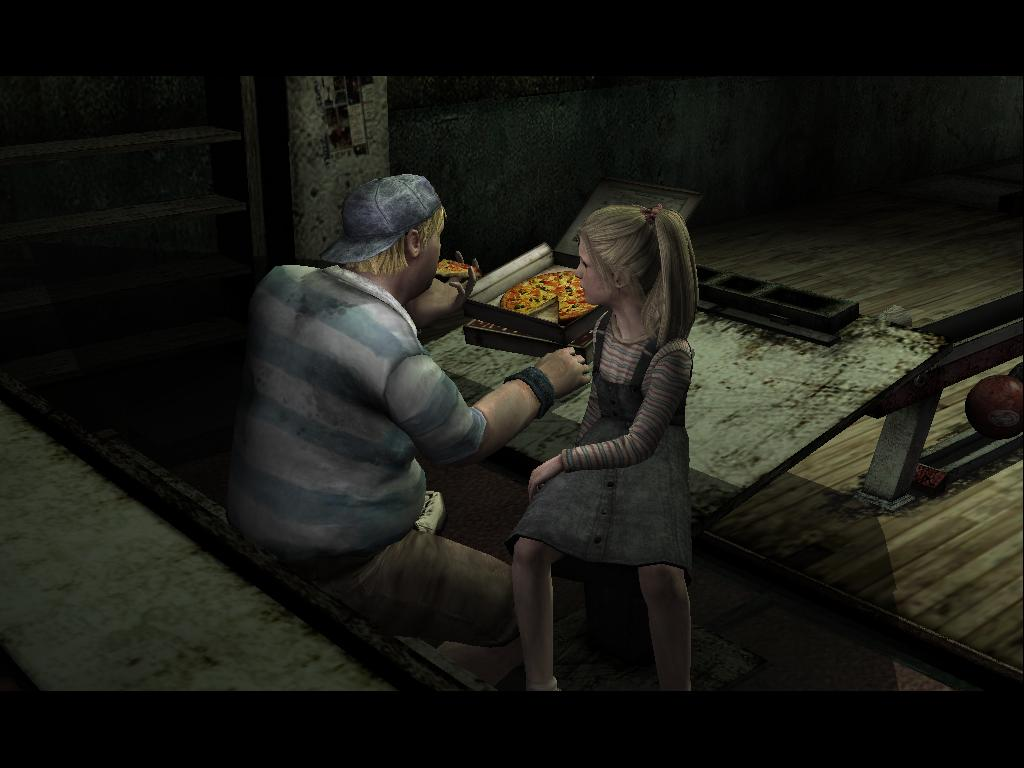 Eddie and Laura from SH2